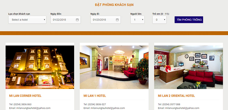 website-dat-phong-khach-san-mini