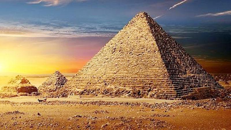Những thông tin về kiến trúc Ai Cập cổ đại 2