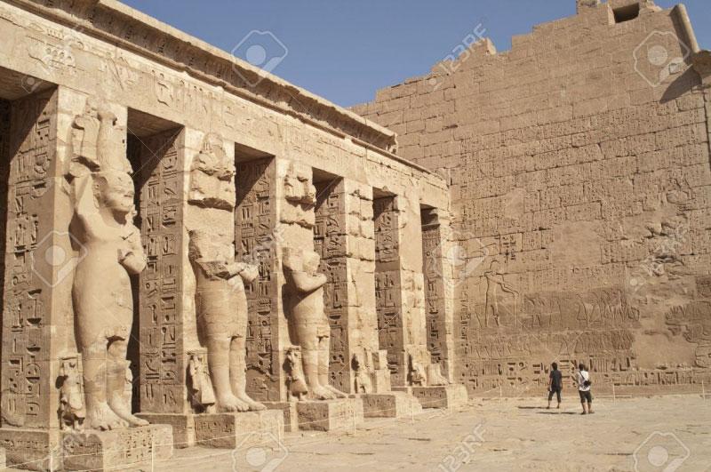 Những thông tin về kiến trúc Ai Cập cổ đại 3