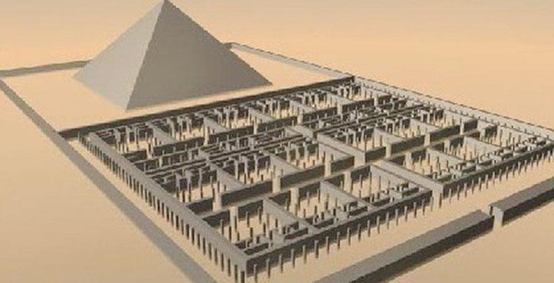 Những thông tin về kiến trúc Ai Cập cổ đại 4