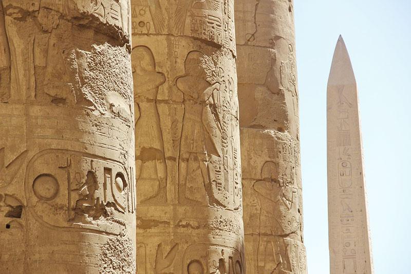 Những thông tin về kiến trúc Ai Cập cổ đại 5