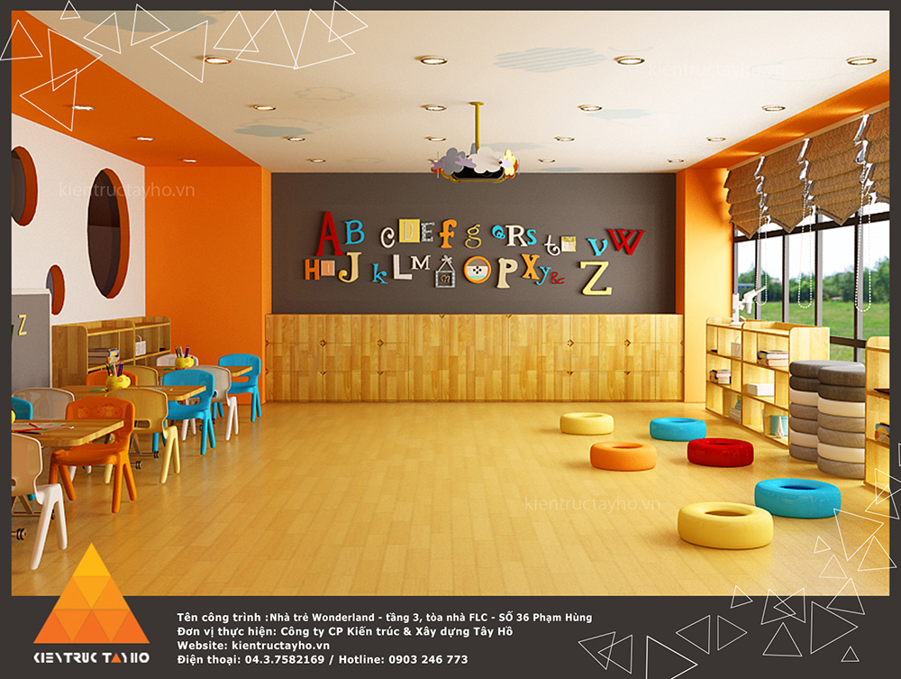 thiet-ke-truong-mam-non-Wonderland-Preschool-FLC-12