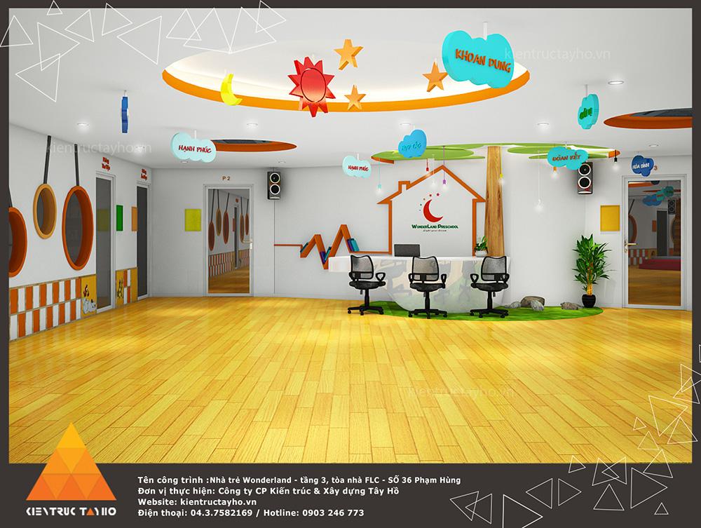 thiet-ke-truong-mam-non-Wonderland-Preschool-FLC-2