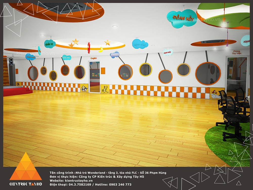thiet-ke-truong-mam-non-Wonderland-Preschool-FLC-3