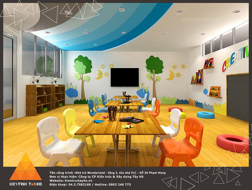 thiet-ke-truong-mam-non-Wonderland-Preschool-FLC-7