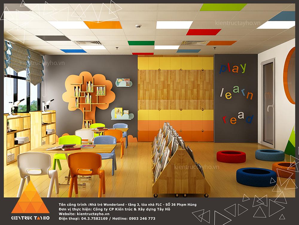 thiet-ke-truong-mam-non-Wonderland-Preschool-FLC-9