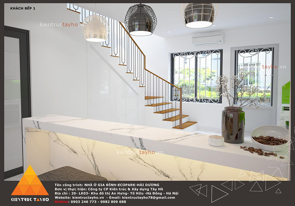 thiết-kế-nội-thất-nhà-liền-kề-hiện-đại-chị-Lan-ecopark-hải-dương-6
