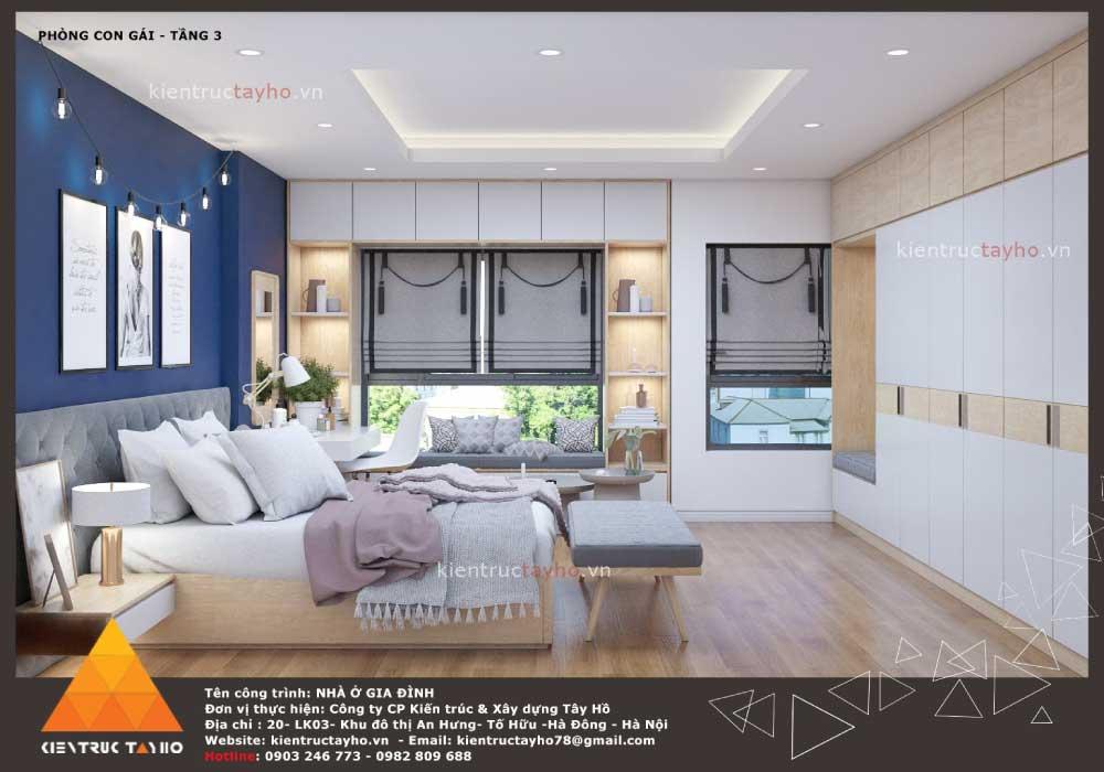 thiết-kế-nội-thất-nhà-liền-kề-hiện-đại-chị-Lan-ecopark-hải-dương-phòng-ngủ-con-gái2