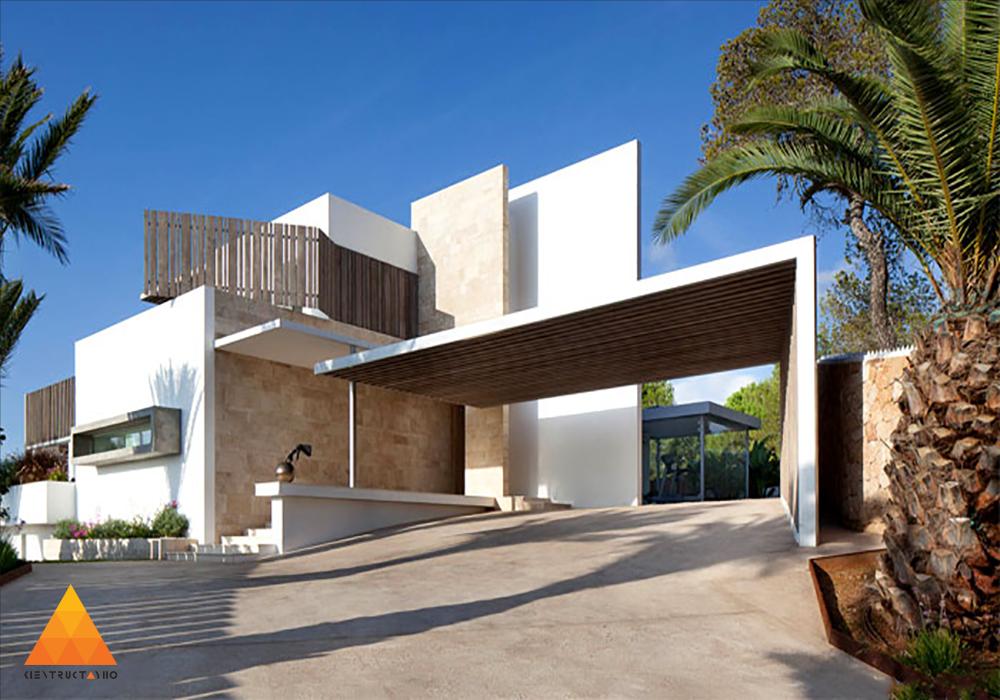 biệt-thự-3-tầng-phong-cách-Spanish-hiện-đại-1
