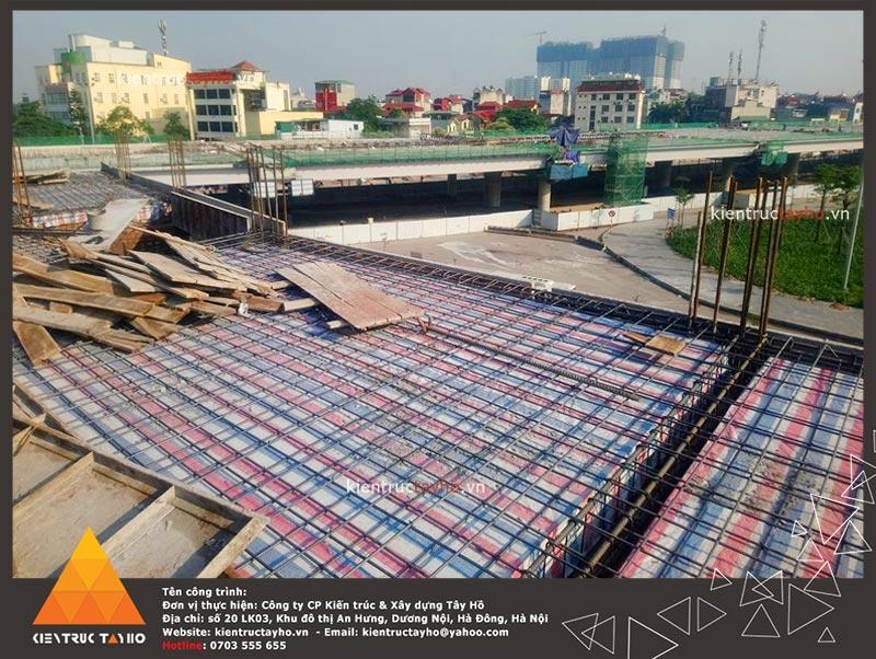 thi-cong-showroom-van-phong-ket-hop-nha-o-chi-van-11