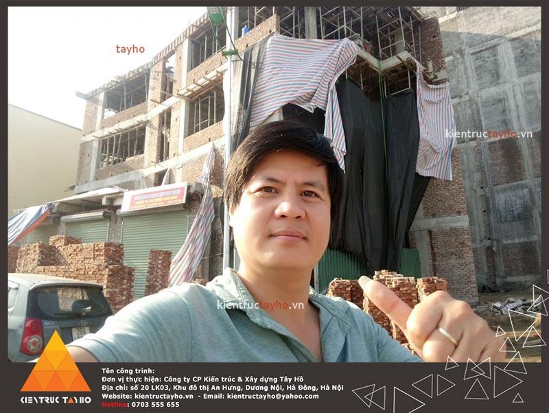 thi-cong-showroom-van-phong-ket-hop-nha-o-chi-van-9